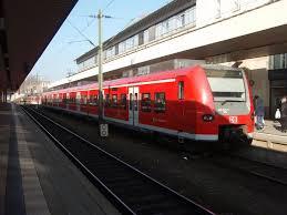 Mosbach Baden 425 727 Als S 2 Mosbach Baden Kaiserslautern Hbf In Mannheim