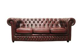 Chesterfield Sofa Australia by Vintage Gascoigne 3 Seater Leather Chesterfield Lounge Peachtree