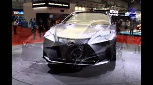lexus lf sedan lexus lf nx turbo concept turbocharged powerplants in future