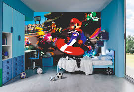 super mario brothers wall murals super mario