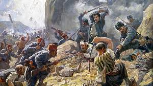 Ottoman Battles The Battles In The Russo Turkish War For The Defense Of The Shipka