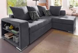 sofa federkern ecksofa eckcouch kaufen mit ohne schlaffunktion otto