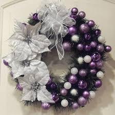 purple christmas tree stunning purple christmas decor ideas for a royal celebration