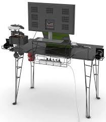 Best Computer Desk Setup Gaming Computer Desk Setup U2013 Furniture Favourites