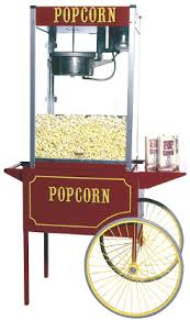 popcorn rental machine rent a popcorn machine in lethbridge ab party central party