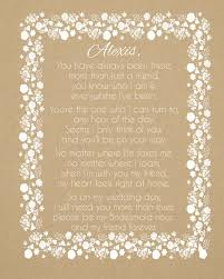 will you be my of honor gift best 25 bridesmaid poems ideas on just engaged