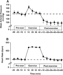 Map Mean Arterial Pressure Postexercise Hypotension Is Mediated By Reductions In Sympathetic