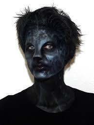 prosthetic halloween mask cat prosthetic makeup saubhaya makeup