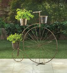 old fashioned bicycle plant stand wholesale at koehler home decor