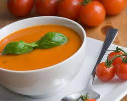 cuisiner des tomates s h s recette soupe à la tomate rapide