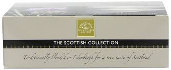 edinburgh tea and coffee company scottish collection envelope