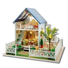 house kit nordic holiday diy miniature house kit u2013 michu things