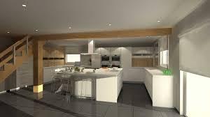 plan cuisine avec ilot central plan cuisine ilot central galerie avec plan cuisine ilot central