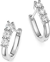 small diamond hoop earrings shopping sales on diamond three small hoop earrings