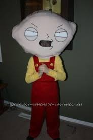 Family Guy Halloween Costume Coolest Stewie Griffin Halloween Costume Boy Stewie