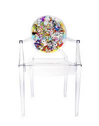Kartell Louis Ghost Chair Tokidoki X Kartell Where Art Meets An Italian Iconic Classic