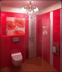 carrelage noir brillant salle de bain carrelage salle de bain rouge et gris cgrio