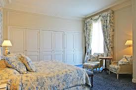 chambre toile de jouy déco chambre toile jouy