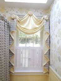 curtains bathroom window curtain decor french country style