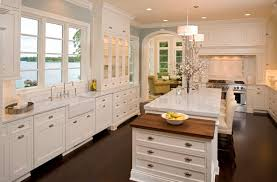Best Kitchen Cabinets For Resale White Cabinet Granite Countertops Custom Home Design