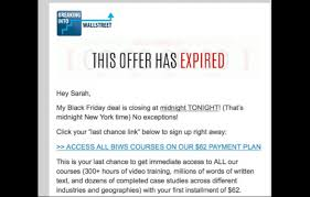 black friday email template case study 105 253 00 in cash from