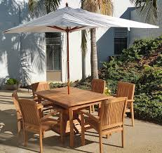 Rectangular Patio Umbrella Sunbrella by Amazon Com New Wooden 10 Ft Rectangle Sunbrella Fabric Any Color