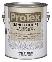 Washable Ceiling Paint by Protex White Sand Texture Interior Latex Wall U0026 Ceiling Paint 1