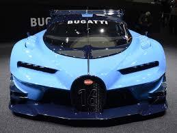 bugatti concept car bugatti vision gt concept frankfurt 2015 pistonheads