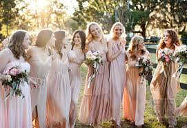 mix match bridesmaid dresses bridesmaid dresses mix match