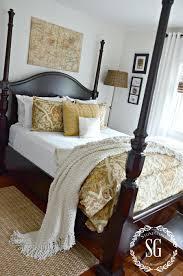 layering bedding like a designer stonegable