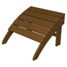 Polywood Outdoor Furniture Reviews polywood outdoor ottomans outdoor lounge furniture the home