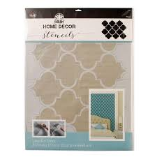 64 Best Moroccan Stencil And by Folkart Home Decor Trellis Wall Stencil 21 5 In X 17 5 In