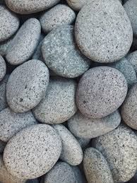 Light Up Rocks by Light Grey Quail Egg Rocks