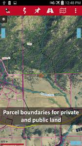 Montana Land Ownership Maps by Montana Aerial View Oruxmaps Package
