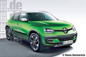 renault jeep renault working on a new sub 4m suv based on the value up