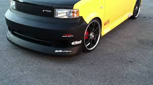 scion cube custom 2005 scion xb limited 2 0 walk around youtube
