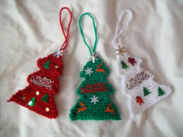 free christmas tree decorations knitting patterns christmas
