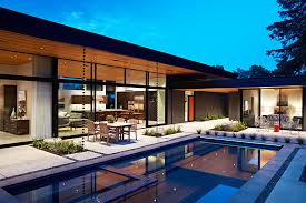 modern house california the design of this house in california was inspired by the original
