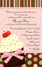 1st birthday invitations first birthday party announcements