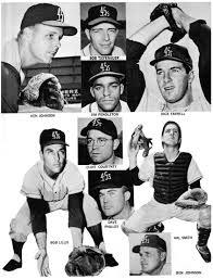 the houston colt 45s baseball club 1962 1964