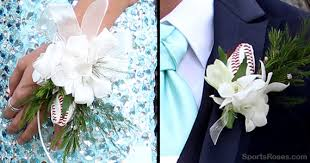 corsages and boutonnieres for prom kiana s prom with baseball boutonniere and corsage