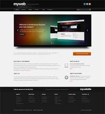 templates for website design 20 best corporate business website templates dt blog