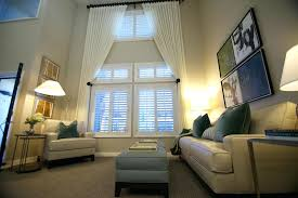 Curtains For Large Windows Inspiration Curtains For Windows Marvelous Window Curtains