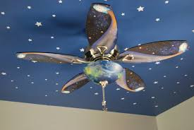 themed ceiling fan space ceiling fan lighting and ceiling fans