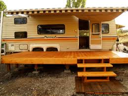 How To Make A Camper Awning Travel Trailer