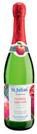 Wholesale Sparkling Cider St Julian Winery Non Alcoholic
