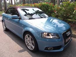 convertible audi used audi a3 cabriolet tfsi