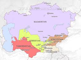 Monsoon Asia Map Central And Southwest Asia Political Map Best Of East Throughout