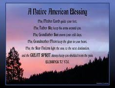 thanksgiving prayer indians thanksgiving