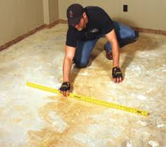 diy steps for installing a insulated basement floor extreme how to